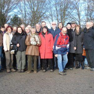 SPD-Winterwanderung 2011