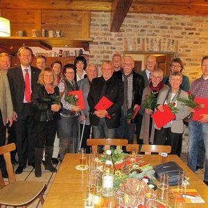 SPD-Jubilarehrung