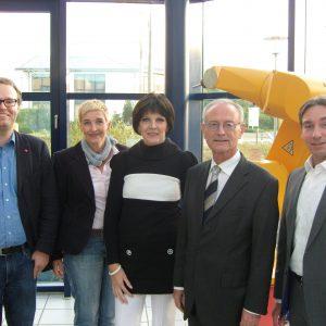 """""""Europa im Wandel"""" mit Prof.Dr. Hänisch"""