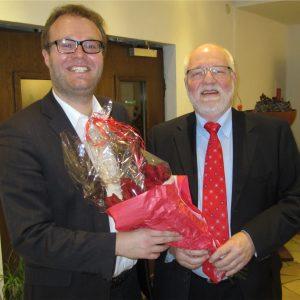 Bürgermeisterkandidat Dietmar Danz