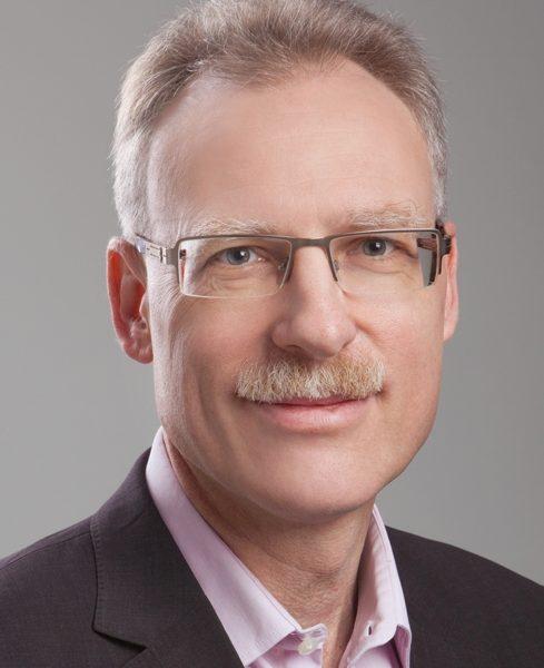 Stadtratkandidat Georg Wilmers