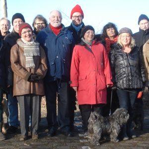 SPD-Winterwanderung 2014