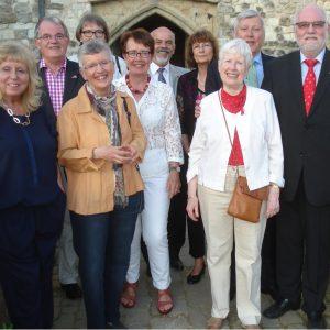 Zehn Sozialdemokraten resiten nach Sevenoaks