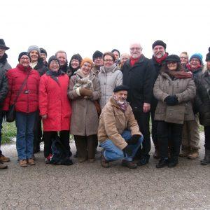 Winterwanderung der Rheinbach SPD