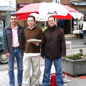 Markus Jarke, Christian Zahn, Matthias Schulz