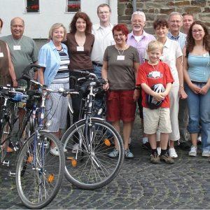 SPD-Fahrradtour 2007