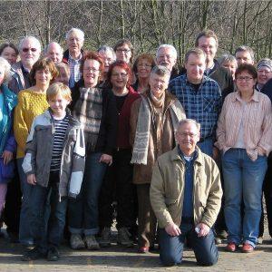 SPD-Winterwanderung 2008