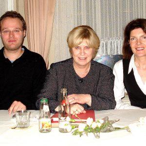 Ulrike Merten MdB mit Martina Koch und Folke große Deters