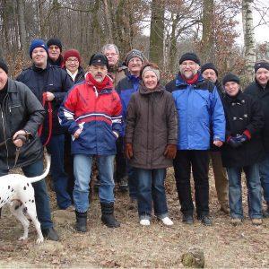 SPD-Winterwanderung 2009