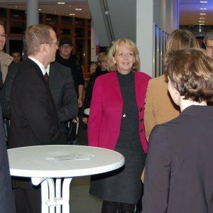 Kraft besucht FH-Rheinbach