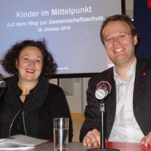 Renate Hendricks MdL zu Gast bei der SPD Rheinbach