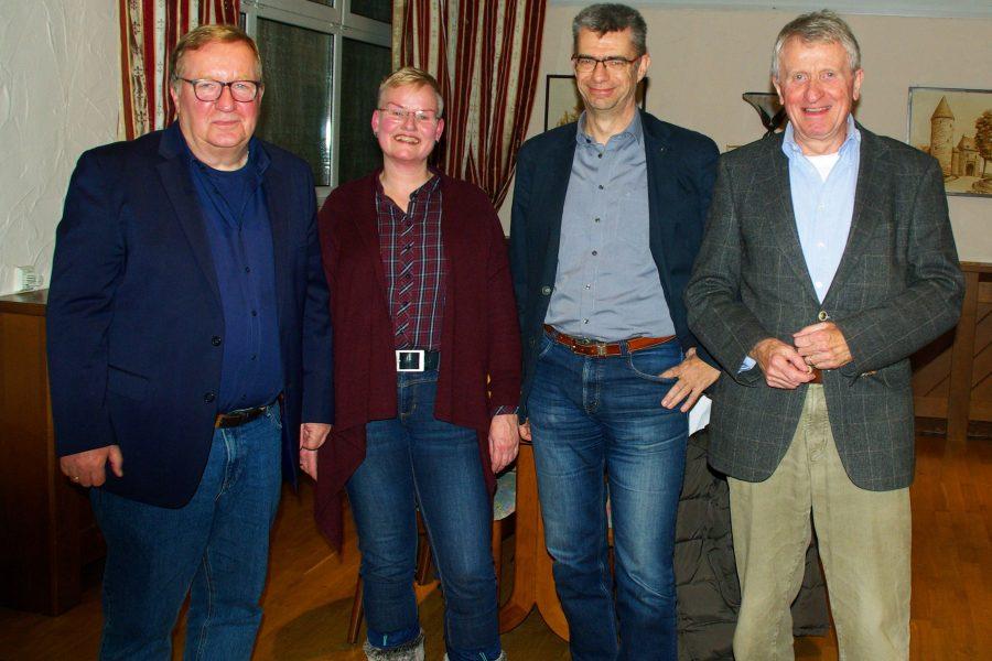 Der Neue SPD-Vorstand