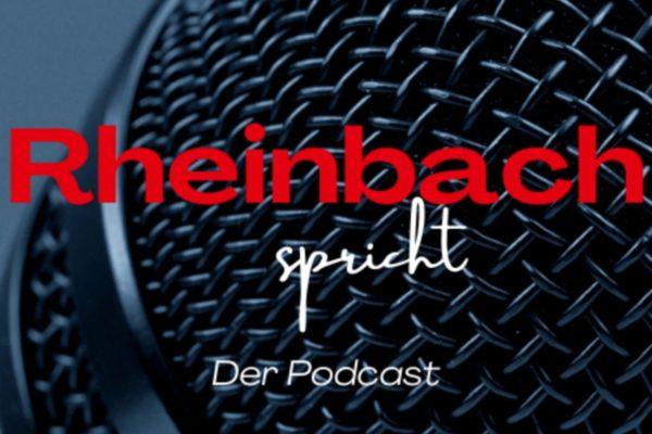 """Podcast """"Rheinbach spricht"""""""