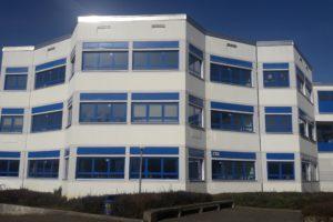 Gebäude der Gesamtschule Swisttal